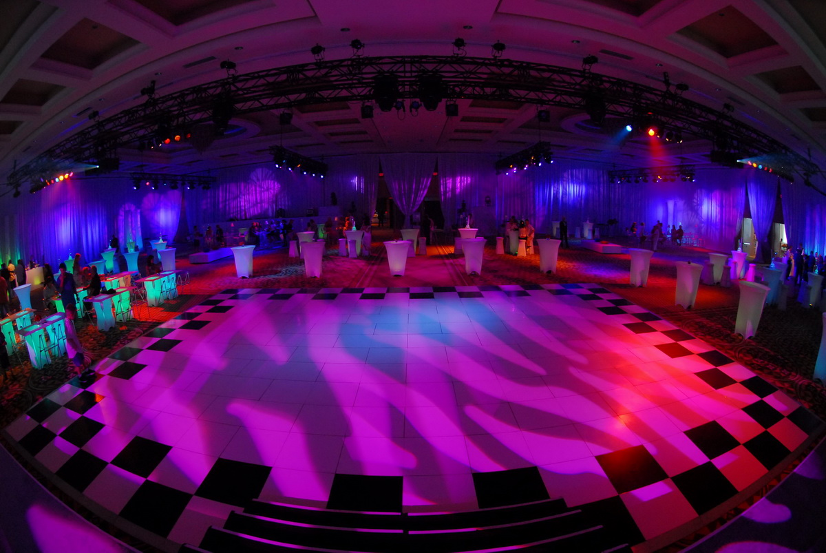 Event Production Dance Floor