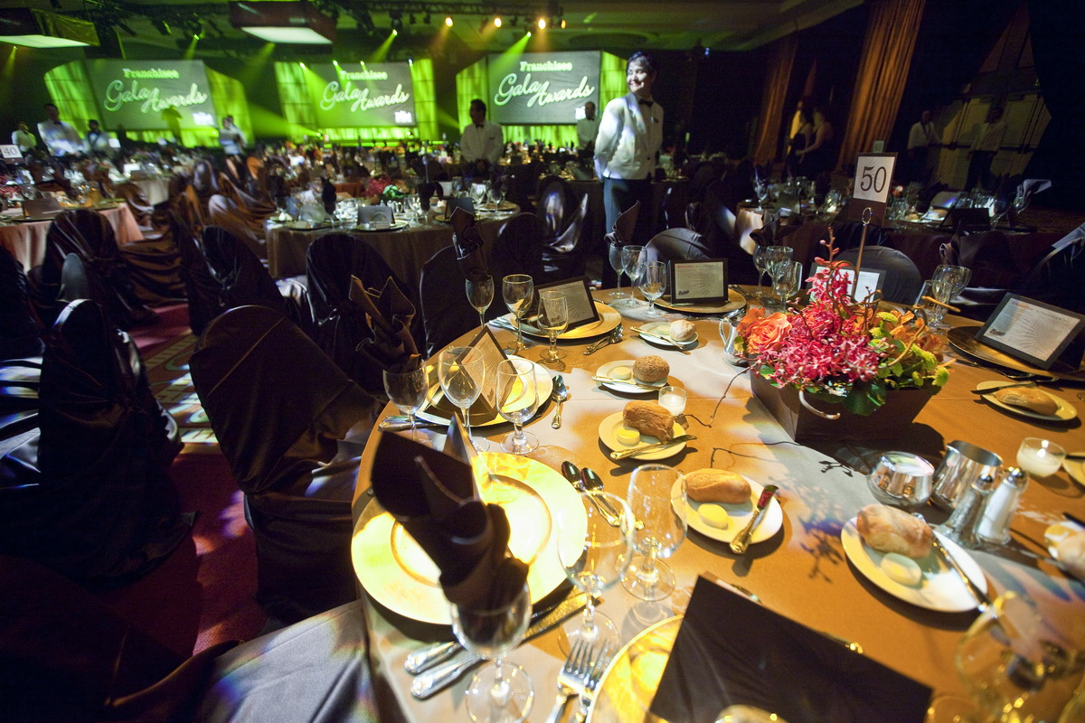Food and Beverage Conference Awards Gala