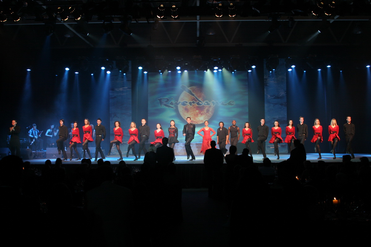 Event Production Conclave Riverdance