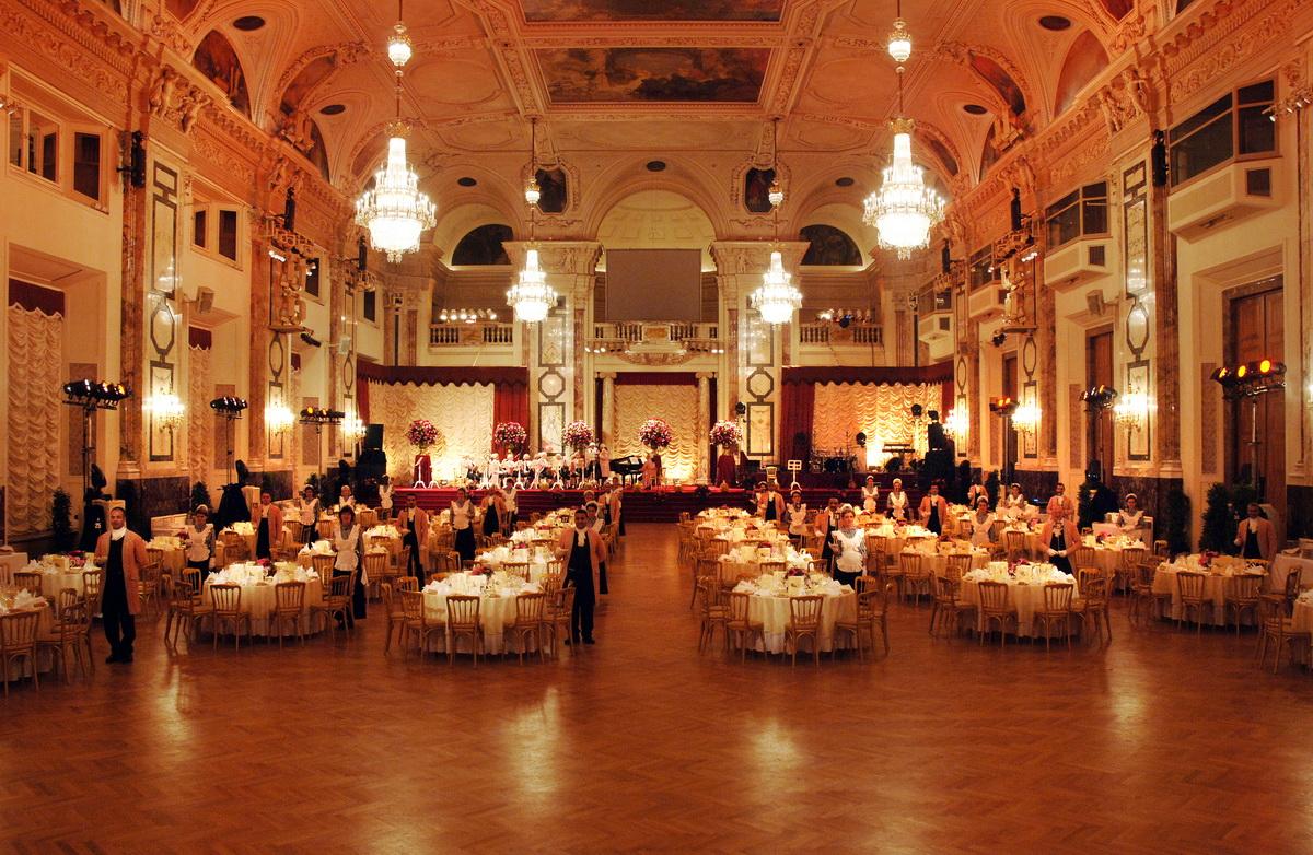 Conclave Hofbur Setup