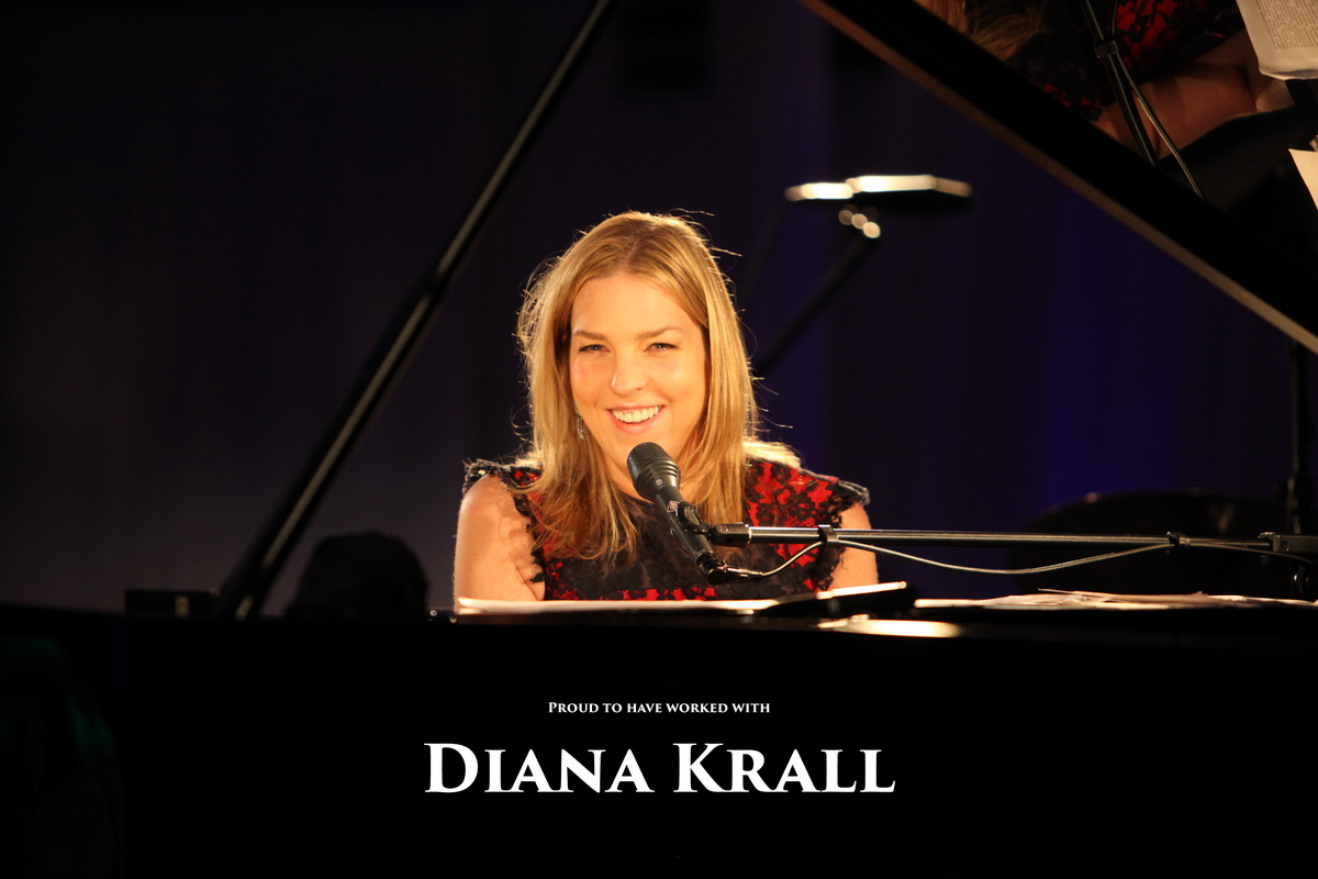 Speaker and Talent Procurement Diana Krall