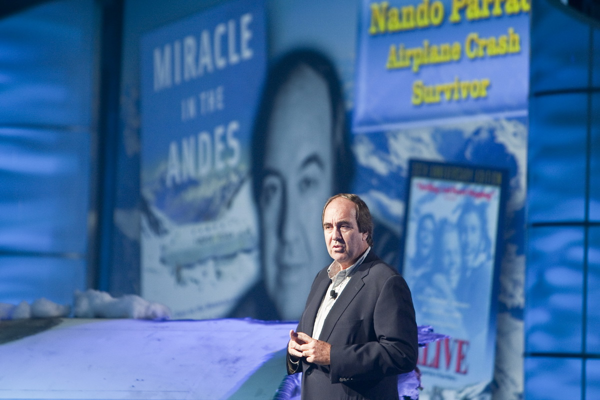 Speaker and Talent Procurement Nando Parrado